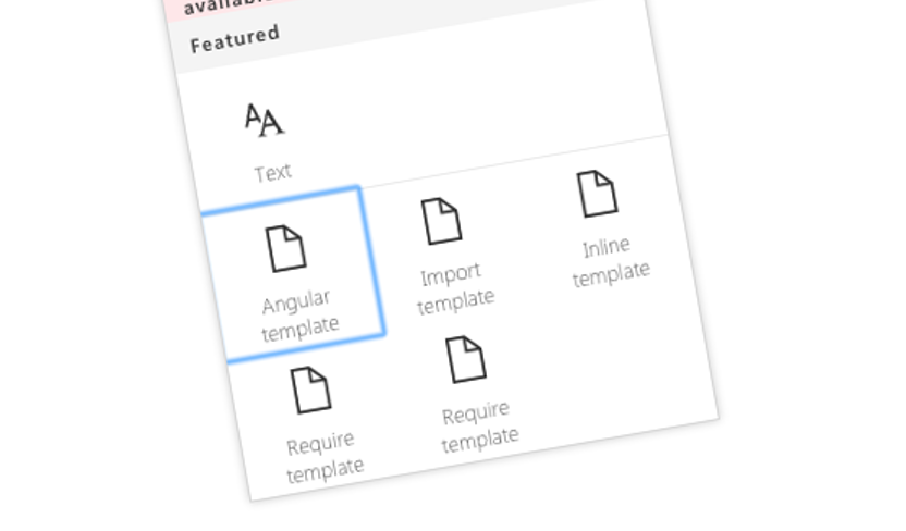 5 ways to load templates in SharePoint Framework Client-Side Web Parts built using Angular