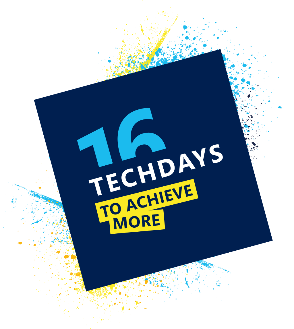 TechDays NL 2016 presentations slides available