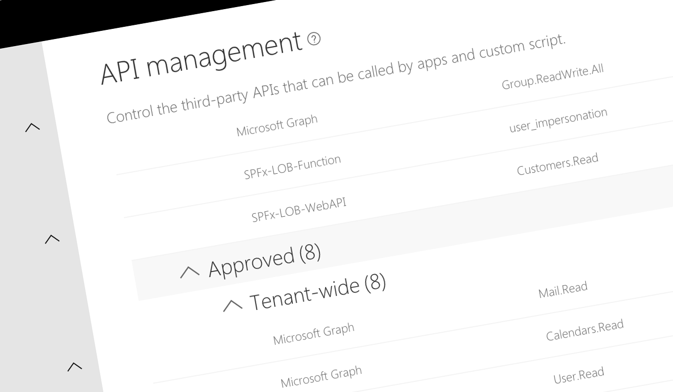 Easily grant API permissions using the Office 365 CLI