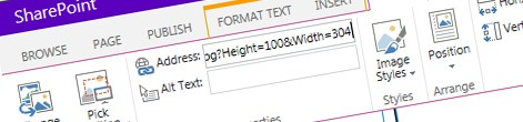 Easier working with size-based Image Renditions in SharePoint 2013