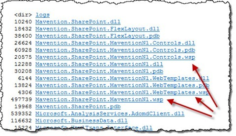 Multiple SharePoint Packages in the drop folder after building a SharePoint Project