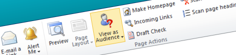 Better SharePoint Server 2010 Audiences with Mavention Audienced Preview