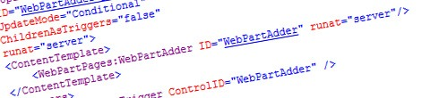 Controlling the list of available Web Parts with Web Part Adder