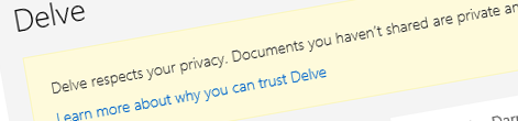 Delve respects your privacy
