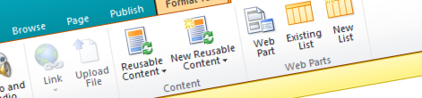 Easy creating Reusable Content with Mavention Create Reusable Content