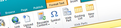 Easy inserting symbols in SharePoint 2010 with Mavention Insert Symbol