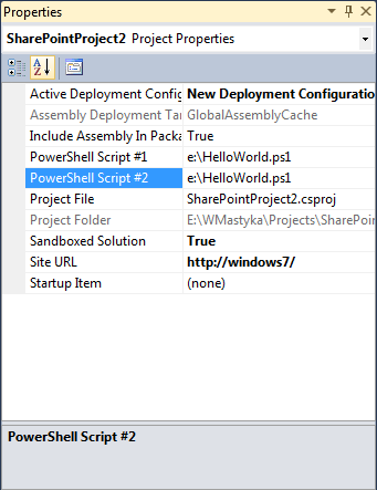 Defining PowerShell scripts to run for every PowerShell Deployment Step