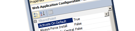 Inconvenient SPWebConfigModification development with Visual Studio 2010 SharePoint Developer Tools