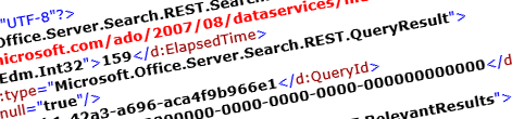 Inconvenient Search REST API for anonymous users
