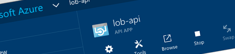 Integrating Office 365 web applications and add-ins with LOB applications using Azure API Apps