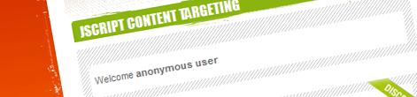 No-code content targeting in SharePoint 2010