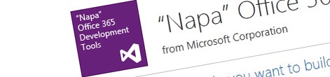"View all shortcut keys in Microsoft ""Napa"" Office 365 Development Tools"
