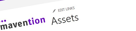 Easier working with assets in cross-site publishing scenarios