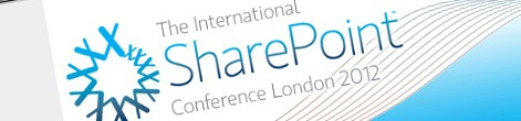 The International SharePoint Conference London 2012 recap
